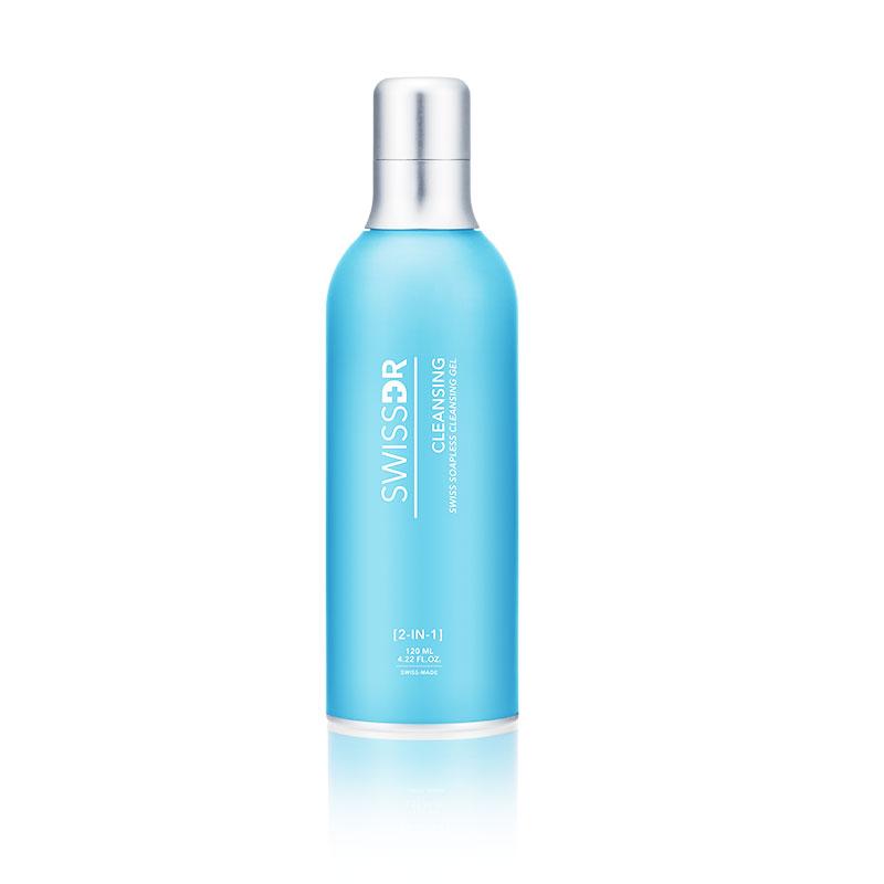 法国美帕瑞士蓝球洁面晶洗面奶净化滋润洗面120ml